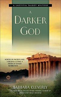 A Darker God: A Laetitia Talbot Mystery