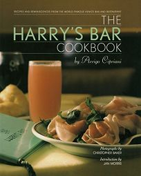Harrys Bar Cookbook