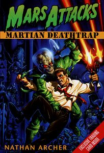 Mars Attacks #1: Martian Deathtrap