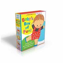 Babys Box of Fun: A Karen Katz Lift-The-Flap Gift Set: Toes
