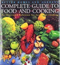 Complete Guide to Food and Cooking