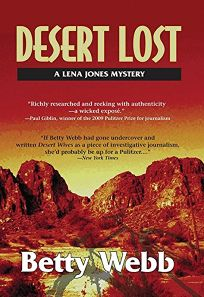 Desert Lost: A Lena Jones Mystery