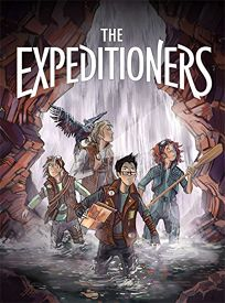 The Expeditioners and the Treasure of Drowned Mans Canyon