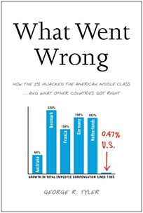 What Went Wrong: How the 1% Hijacked the American Middle Class... And What Other Countries Got Right
