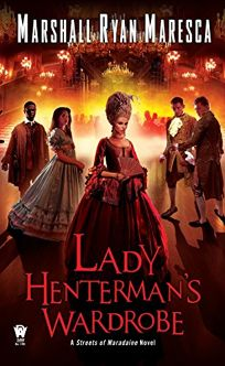 Lady Henterman's Wardrobe: The Streets of Maradaine