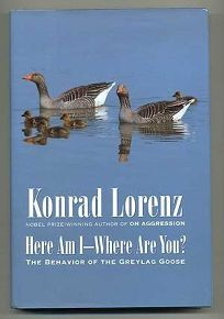 Here Am I--Where Are You?: The Behavior of the Greylag Goose