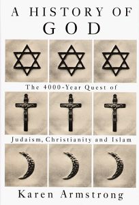 History of God: The 4000-Year Quest of Judaism