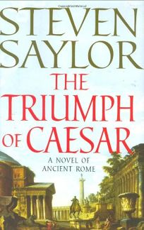 The Triumph of Caesar: A Novel of Ancient Rome