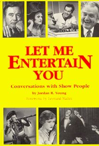 Let Me Entertain You: Conversations with Show People