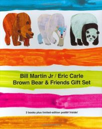 Brown Bear & Friends Gift Set [With Poster]