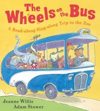 The Wheels on the Bus: A Read-Aloud Sing-along Trip to the Zoo