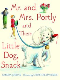 Mr. and Mrs. Portly and Their Little Dog