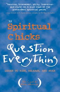 THE SPIRITUAL CHICKS QUESTION EVERYTHING: Learn to Risk