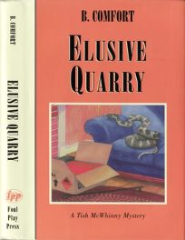 Elusive Quarry: A Tish McWhinny Mystery