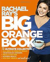 Rachael Rays Big Orange Book