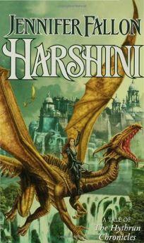 Harshini: Book Three of the Hythrun Chronicles