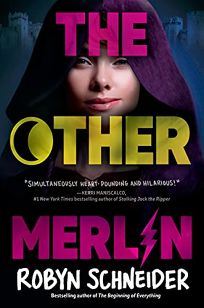 The Other Merlin Emry Merlin #1