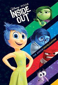 Inside Out Junior Novelization Disney/Pixar Inside Out