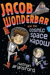 Jacob Wonderbar and the Cosmic Space Kapow