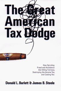 The Great American Tax Dodge: How Spiraling Fraud and Avoidance Are Killing Fairness