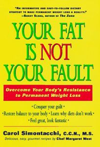 Your Fat Is Not Your Fault