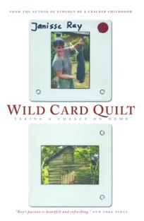 WILD CARD QUILT: Taking a Chance on Home