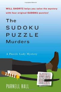 The Sudoku Puzzle Murders: A Puzzle Lady Mystery