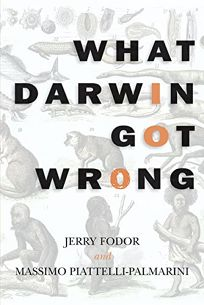 What Darwin Got Wrong