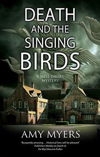 Death and the Singing Birds: A Nell Drury Mystery