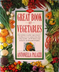 The Great Book of Vegetables