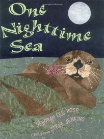 One Nighttime Sea: An Ocean Counting Rhyme