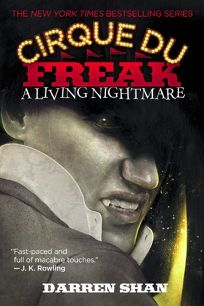 CIRQUE DU FREAK: A Living Nightmare