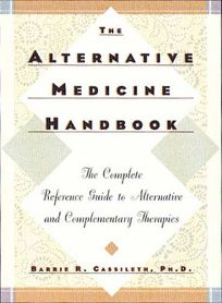 The Alternative Medicine Handbook