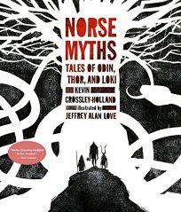 Norse Myths: Tales of Odin