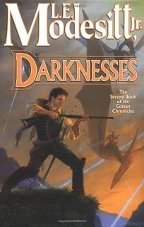 DARKNESSES: The Second Book of the Corean Chronicles