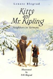 Kitty and Mr. Kipling: Neighbors in Vermont