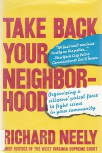Take Back Your Neighborhood