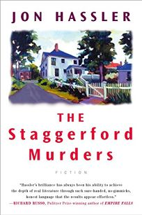 THE STAGGERFORD MURDERS and THE LIFE AND DEATH OF NANCY CLANCYS NEPHEW