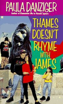 Thames Doesnt Rhyme with James