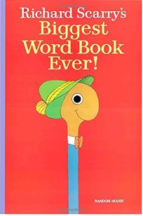 Richard Scarrys Biggest Word Book Ever!
