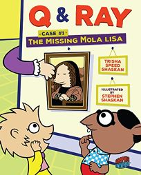 The Missing Mola Lisa: Case #1