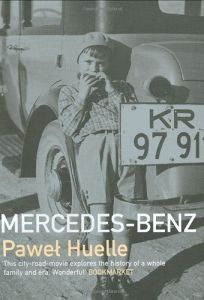 Mercedes-Benz: From Letters to Hrabal
