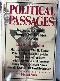 Political Passages: Journeys of Change Through Two Decades