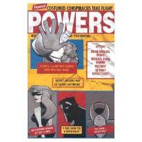 POWERS: Little Deaths