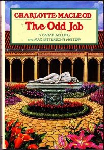 The Odd Job: A Sarah Kelling and Max Bittersohn Mystery