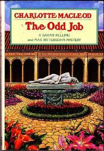The Odd Job: A Sarah Kelling and Max Bittersohn Mystery
