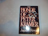 The Honor of Peter Kramer: A Thriller