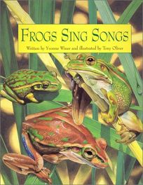 FROGS SING SONGS