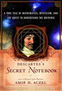 Descartes Secret Notebook: A True Tale of Mathematics