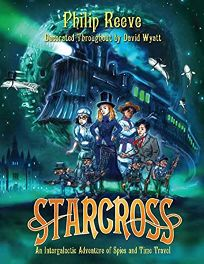 Starcross: A Stirring Adventure of Spies
